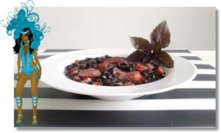 """Feijoada""- Brasilianisches Nationalgericht - Rezept"