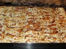Apfelkuchen mit Zimt-Zucker - Rezept