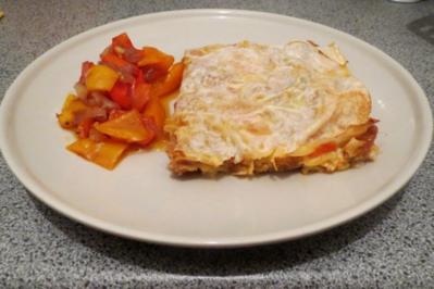 Auflauf: Hackfleisch-Lasagne mal anders - Rezept