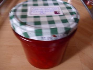 Marmeladenduett - Rezept