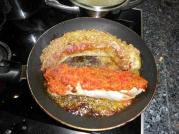 Chilli -Paprika eingelegt - Rezept