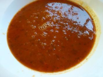 Rezept: Meine würzige Lieblings Tomaten-Kräutersauce