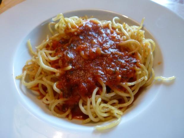 Meine würzige Lieblings Tomaten-Kräutersauce - Rezept - Bild Nr. 8