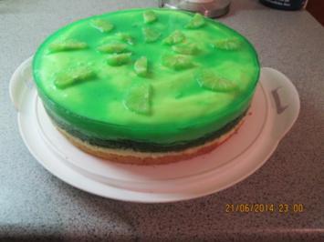 Backen: Zitrus-Torte - Rezept