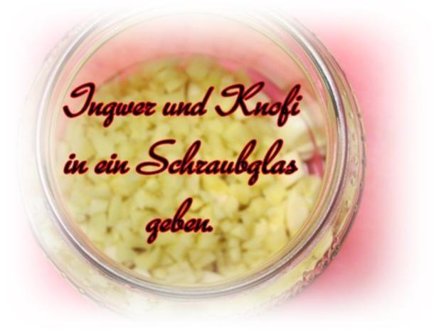 Knoblauch – Inger – Honig - Rezept - Bild Nr. 5