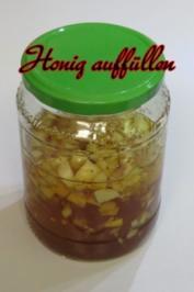 Knoblauch – Inger – Honig - Rezept