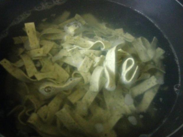 Hähnchen in Curry - Käsesauce - Rezept - Bild Nr. 4