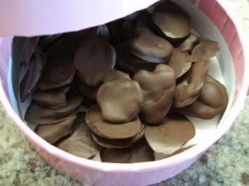 Pralinen: Schoko-Kirschen - Rezept
