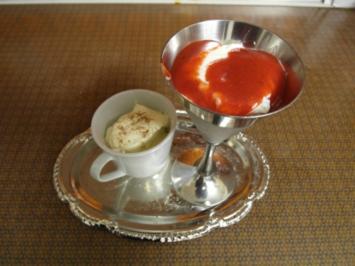 Joghurt und Mousse - Rezept