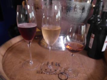 Rezept: Champagne oder Sherry