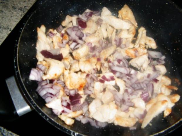 Gefüllte Blätterteig- Pasteten - Rezept - Bild Nr. 5
