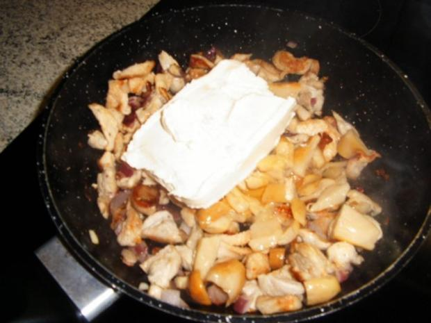 Gefüllte Blätterteig- Pasteten - Rezept - Bild Nr. 6