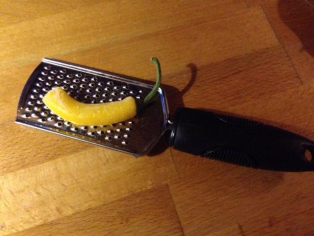 Würzig-scharfe Garnelen mit Pasta - Rezept - Bild Nr. 6