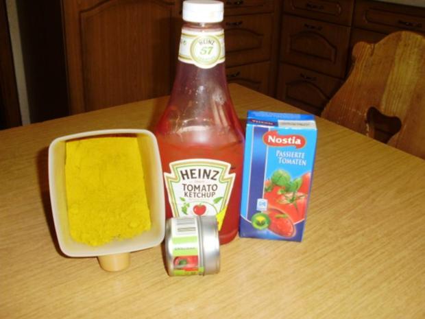 Currysauce - Rezept - Bild Nr. 2