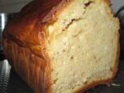 Puddingbrot - Rezept