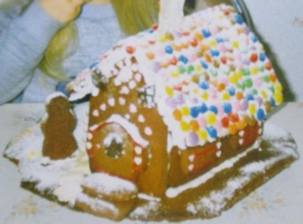 Pfefferkuchen Haus - Rezept - Bild Nr. 2