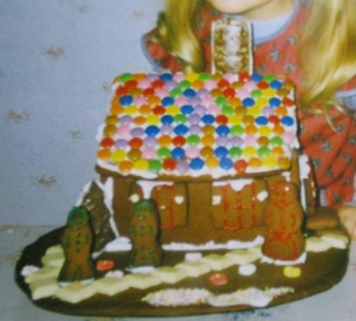 Pfefferkuchen Haus - Rezept - Bild Nr. 3