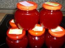 Marmeladentrio - Rezept
