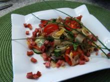 Chicoreesalat lauwarm - Rezept