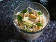 Salat:Spaghettisalat ruckzuck - Rezept
