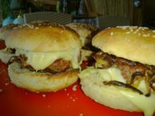 Hamburger, einfach und sooooo lecker!!!!! - Rezept