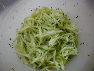 Kohlrabi-Salat - Rezept