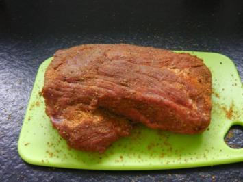 """Barbecue-Rub für """"Pulled pork"""" - Rezept"""