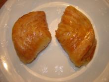 Süße Muscheln - Midye Tatlisi - Rezept