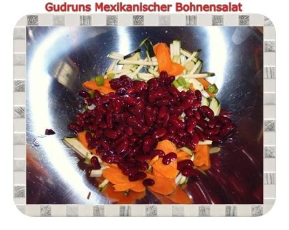 Salat: Mexikanischer Bohnensalat - Rezept - Bild Nr. 5