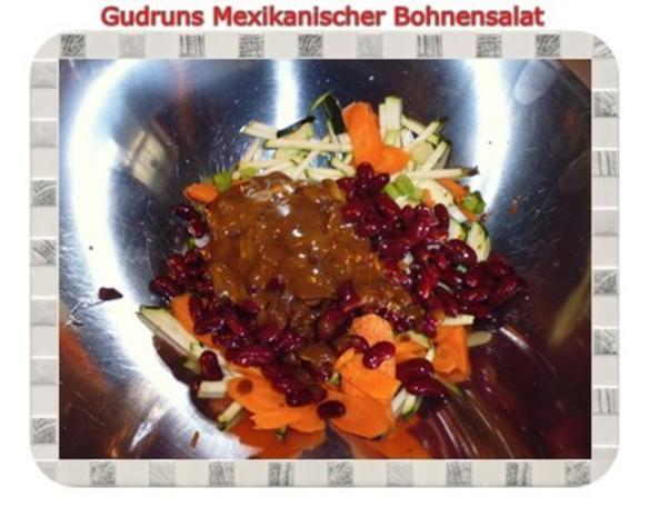 Salat: Mexikanischer Bohnensalat - Rezept - Bild Nr. 6