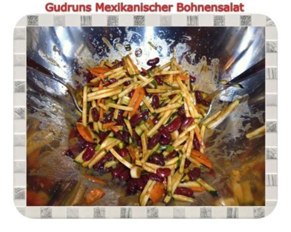 Salat: Mexikanischer Bohnensalat - Rezept - Bild Nr. 7