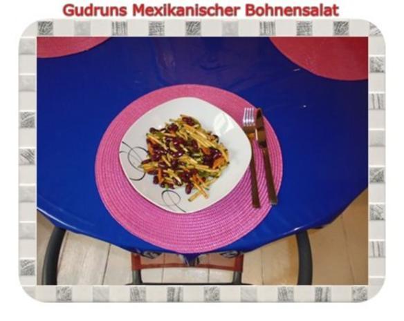 Salat: Mexikanischer Bohnensalat - Rezept - Bild Nr. 8