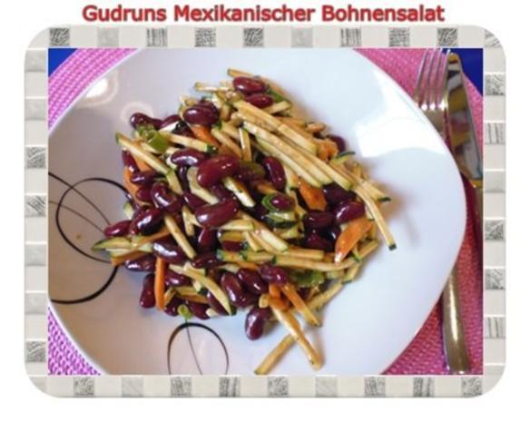 Salat: Mexikanischer Bohnensalat - Rezept - Bild Nr. 9