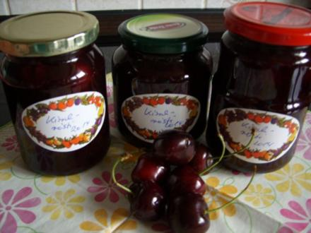 Vorrat: Kirschrösti - Rezept