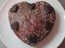 Backen: Kleine Nuss-Mandel-Torte - Rezept