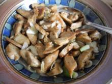 Zwiebel - Veggi - Hähnchen - Vleisch - Rezept