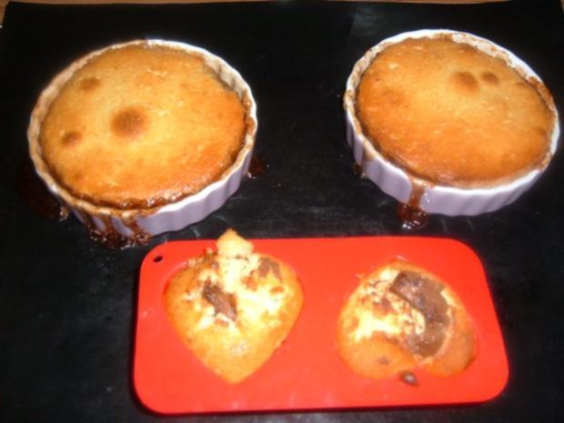 Kuchen : Birnentarte umgedreht in klein - Rezept - Bild Nr. 7