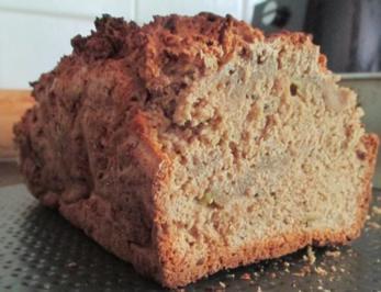 Kiwi Brot - Rezept