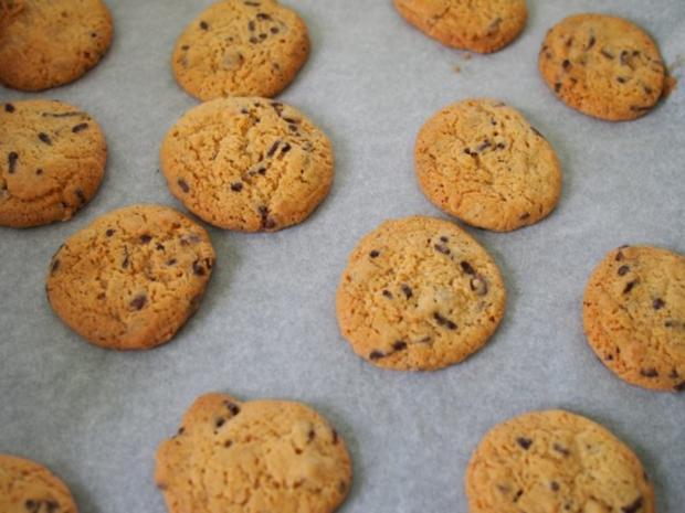 Chocolate- Chip- Cookies - Rezept