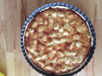 Gnocchi Kuchen - Rezept