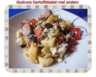Salat: Kartoffelsalat mal anders - Rezept