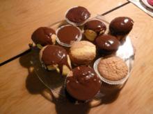 Muffins mit Baileys-Schoko-Guss - Rezept