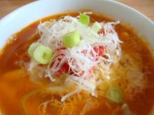 Tomaten-Gemüseglück - Rezept