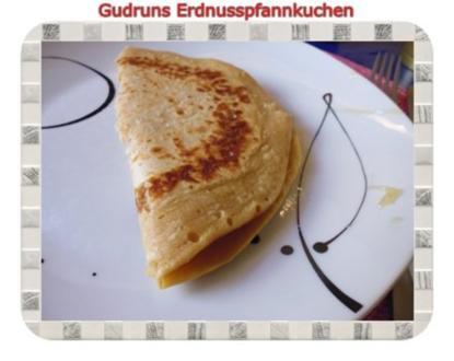 Kuchen: Erdnusspfannkuchen - Rezept