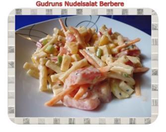 Salat: Nudelsalat Berbere - Rezept