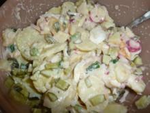 Kartoffelsalat meiner Nachbarin ! - Rezept