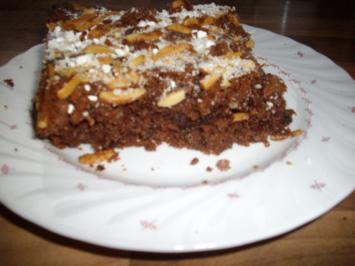 karamel-mandelkuchen - Rezept