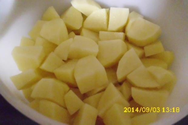 Hähnchen gebacken - Rezept - Bild Nr. 6