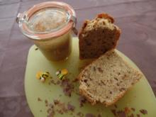 Mandel-Schoko-Kuchen aus dem Glas - Rezept