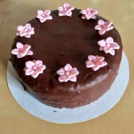 Rezept: Schoko-Nuss-Kuchen